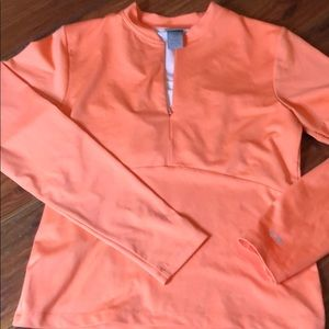 Champion athletic long sleeve top size small